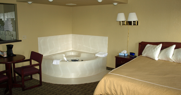 Hotel Room Americas Best Value Inn