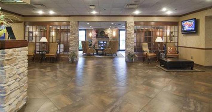 Lobby Best Western Kelly Inn Plymouth MN
