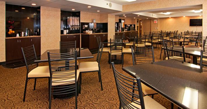 Best Western Kelly Inn Plymouth MN Dining Area